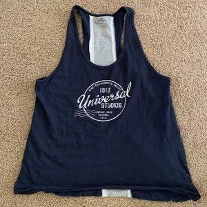 Universal Studios tank top